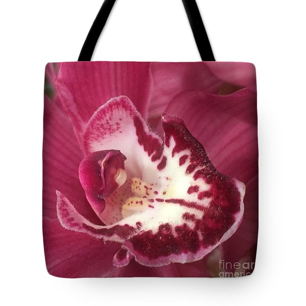 Passionate Purple Tote Bag