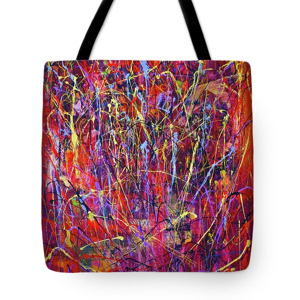 Passions In Red Tote Bag