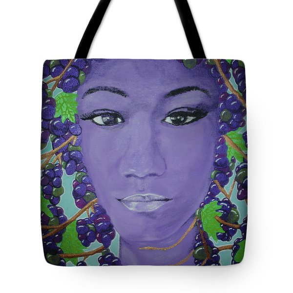 Passions Paradise Tote Bag