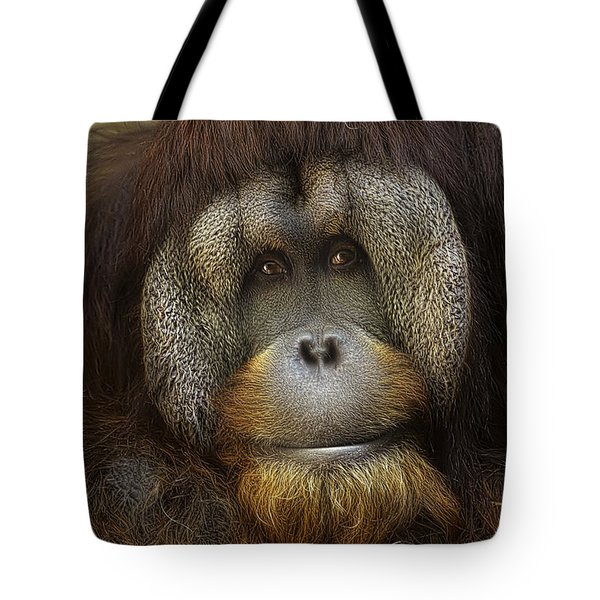 Tote Bag featuring the photograph Passive by Cheri McEachin
