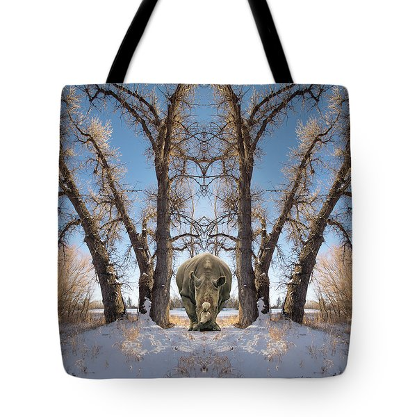 Password Required Tote Bag