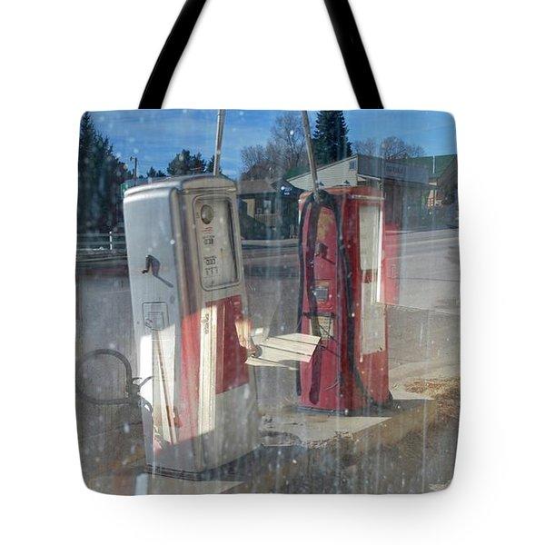 Past Gas Tote Bag