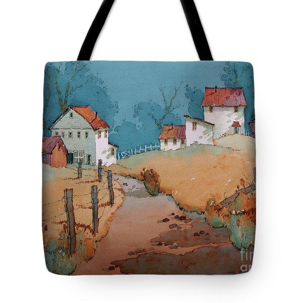 Past Perfect Tote Bag