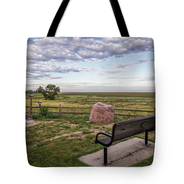 Past The Birch 2017 Tote Bag