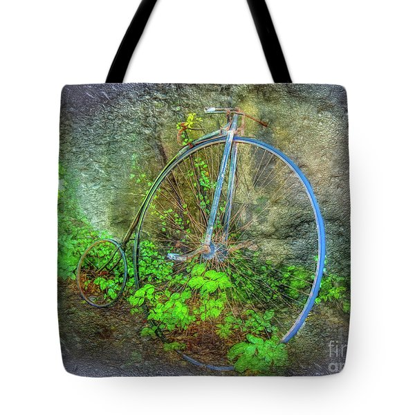 Past Times Tote Bag