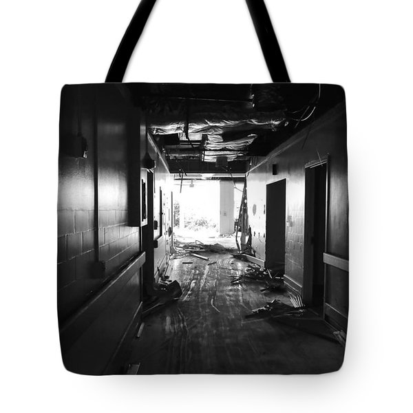 Past To Present Tote Bag