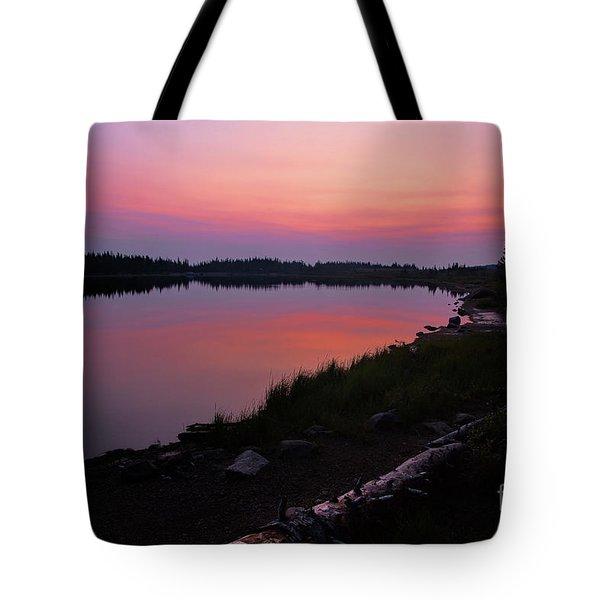 Pastel Dawn Tote Bag