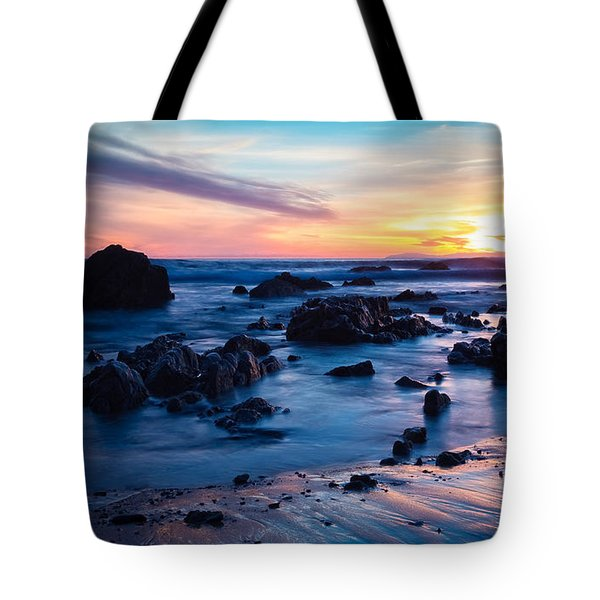Tote Bag featuring the photograph Pastel Fade by Jason Roberts