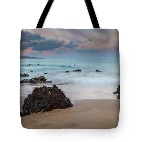 Pastel Hawaii Sunrise Tote Bag