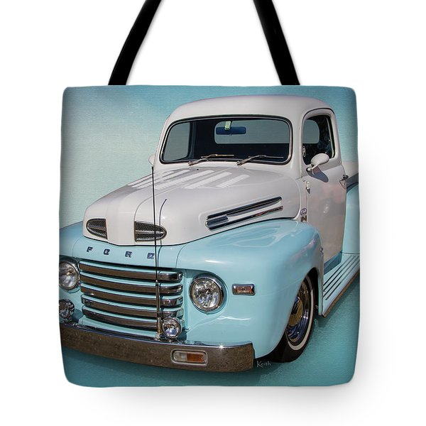 Pastel Pickup Tote Bag