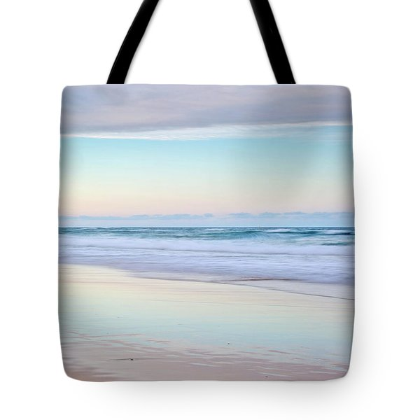 Pastel Reflections Tote Bag