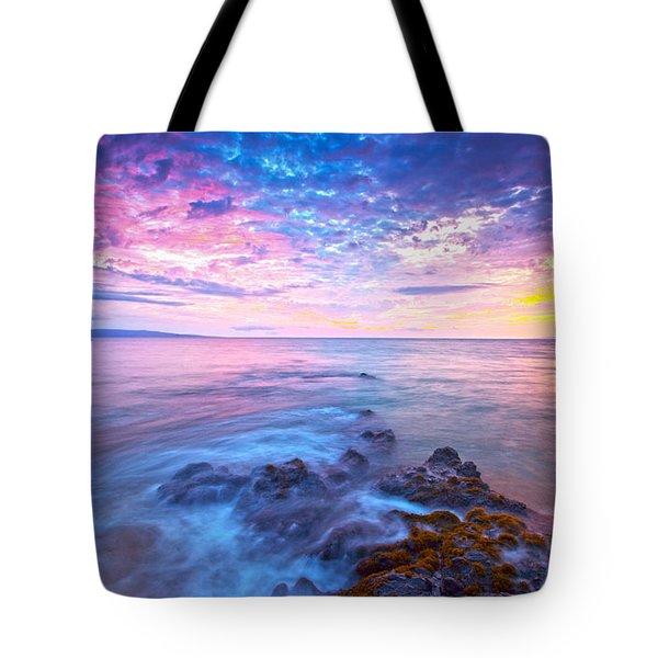 Pastel Skies Tote Bag