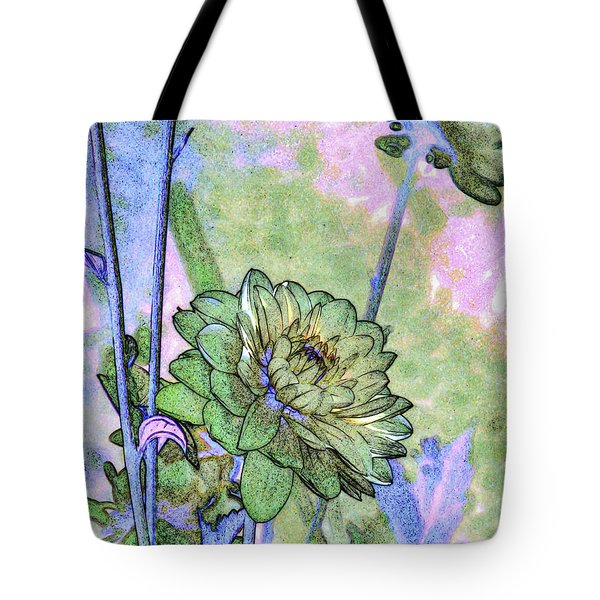 Pastelation Of Reality Tote Bag