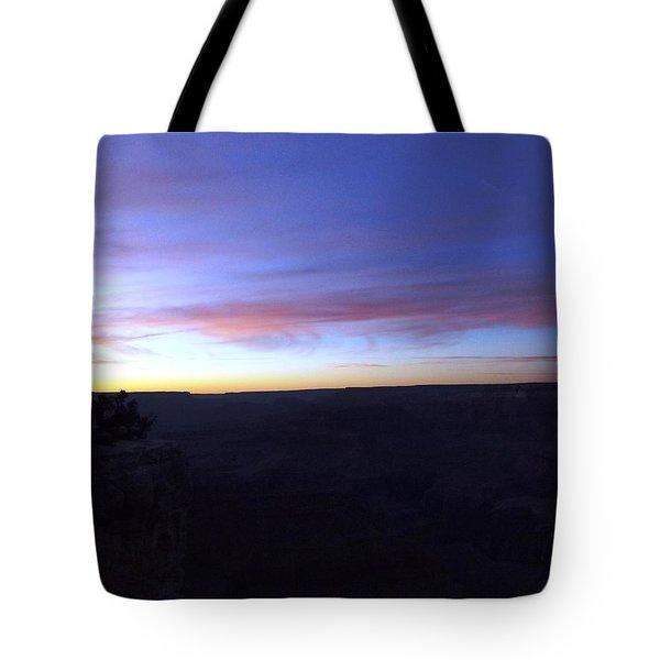 Pastels At Dark Tote Bag