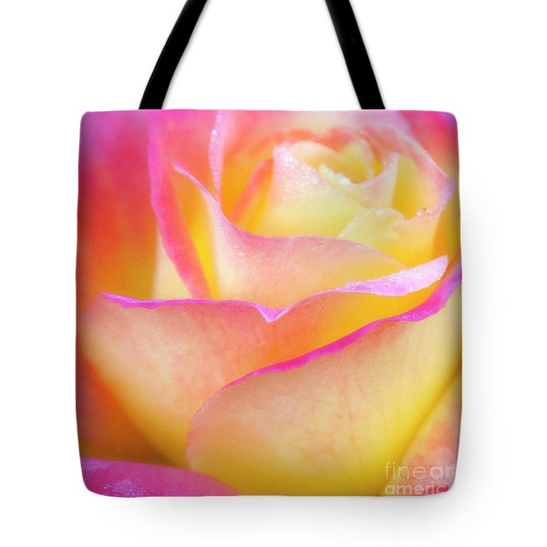 Pastels Tote Bag by David Millenheft
