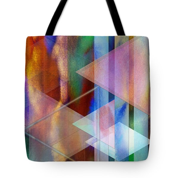 Pastoral Midnight Tote Bag by John Beck