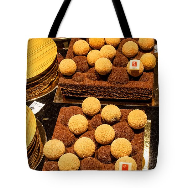 Pastry And Cakes In Lyon Tote Bag