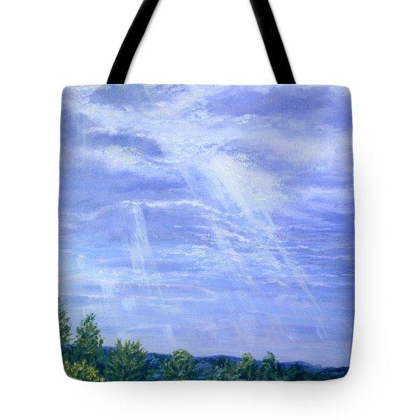 Pasture Lane Tote Bag
