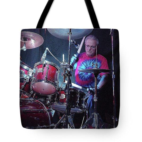 Pat Paquette Tote Bag