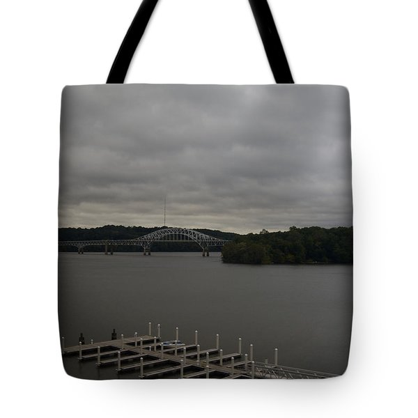 Patapsco River Tote Bag