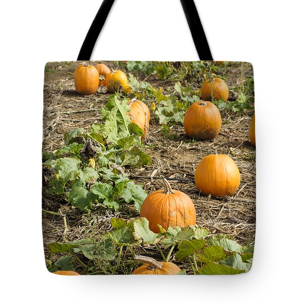 Tote Bag featuring the photograph Patchin' by Christi Kraft