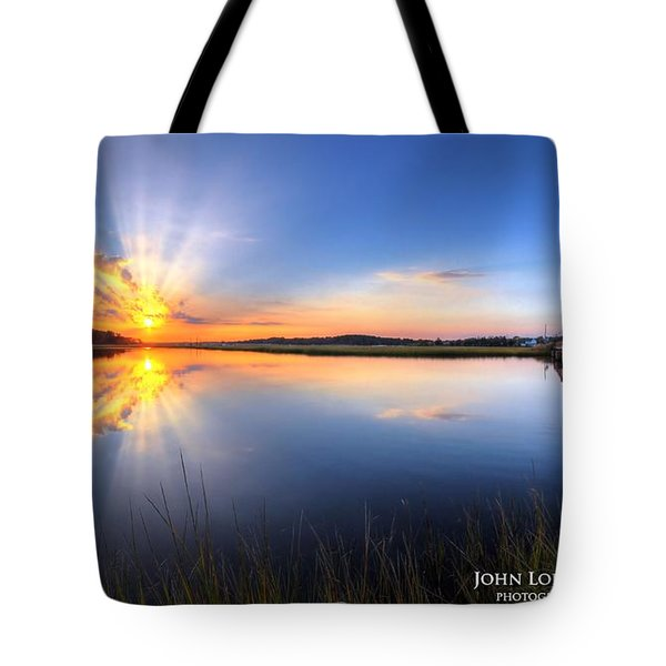 Patcong Rays Tote Bag