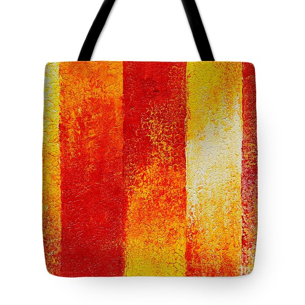 Path Tote Bag by Teresa Wegrzyn