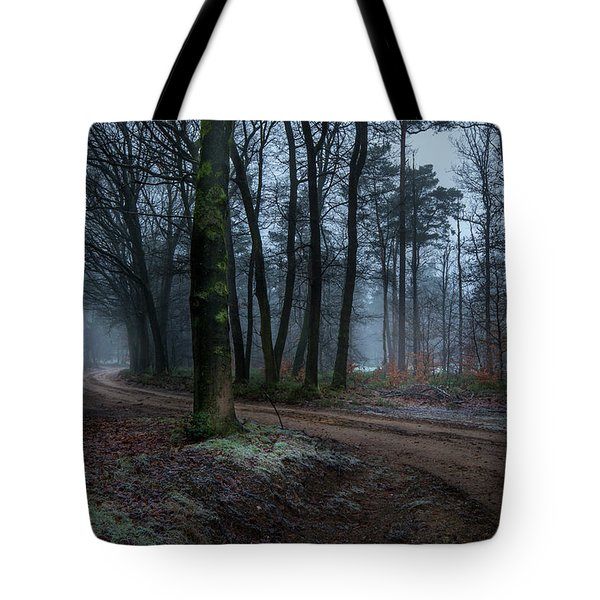 Path Through The Forrest Tote Bag