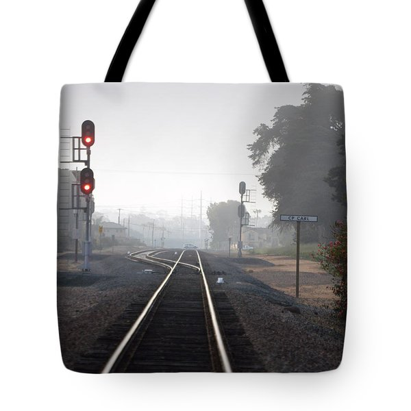 Path To Anywhere Tote Bag by Bill Dutting