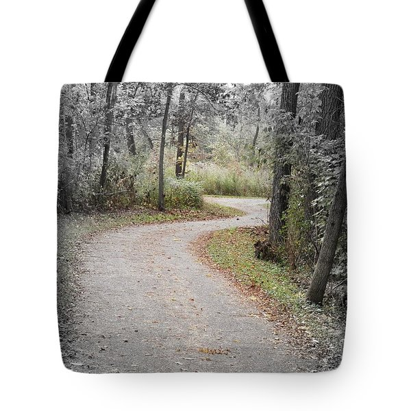 Path To Discovery Tote Bag