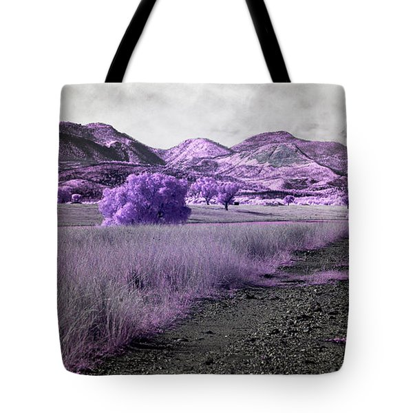 Path To Enchantment Tote Bag
