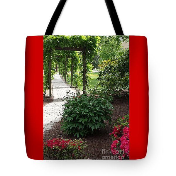 Path To Eternity Tote Bag