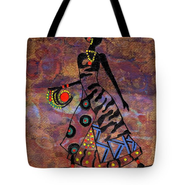 Path To Healing        Tote Bag
