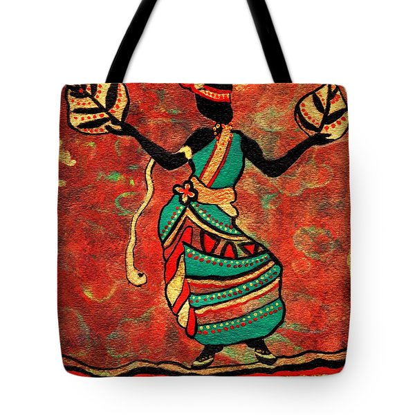 Path To Healing No.2 Tote Bag by Connie Valasco