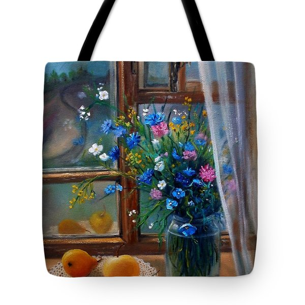 Path To Home Tote Bag