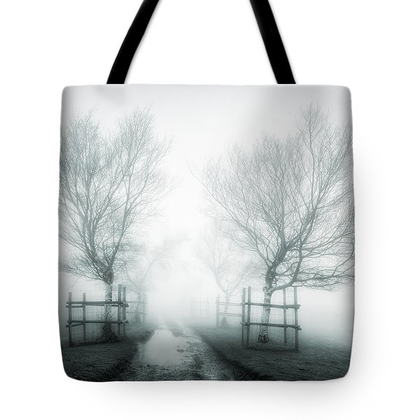 Path To Nowhere II Tote Bag