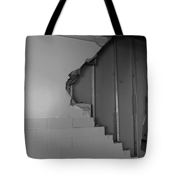 Path To The Past Tote Bag