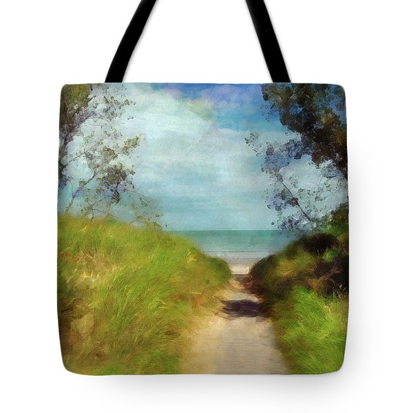 Path To Whihala Beach 2 Tote Bag
