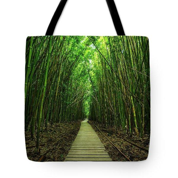 Path To Zen Tote Bag