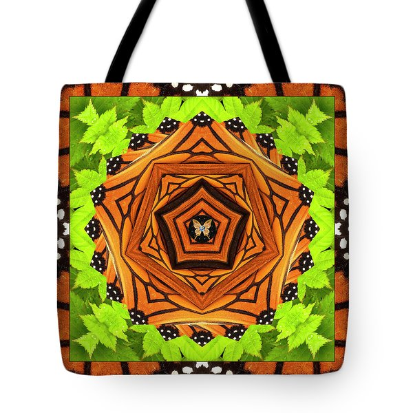 Tote Bag featuring the photograph Pathfinder by Bell And Todd