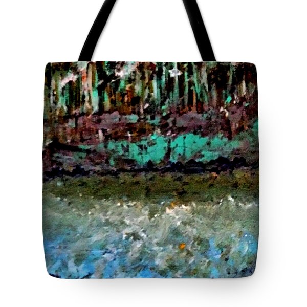 Pathless Woods Tote Bag