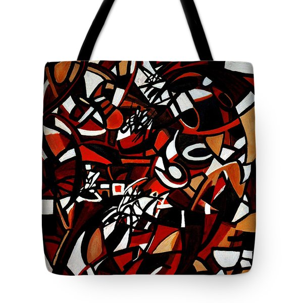 Pathological Space Tote Bag