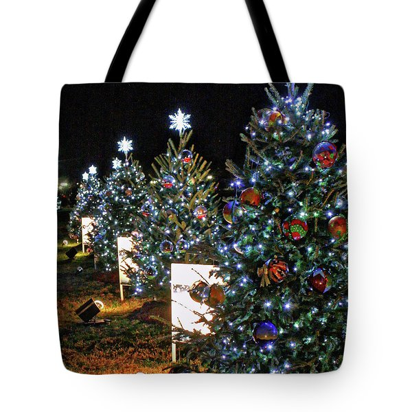 Pathway Of Peace Tote Bag