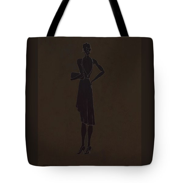 Patience  Tote Bag by Antonio Ortiz