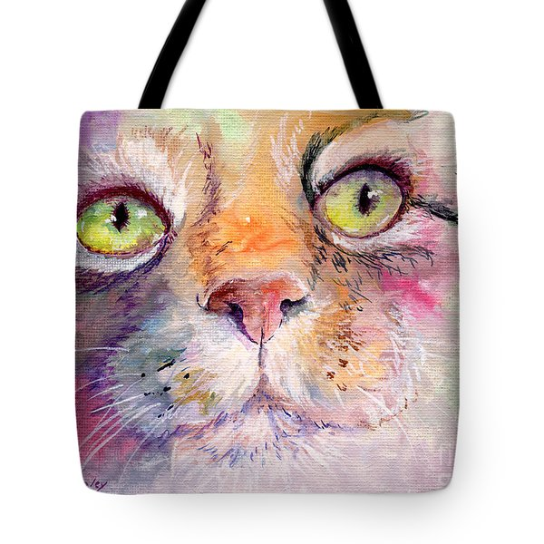 Patience Tote Bag by Sherry Shipley