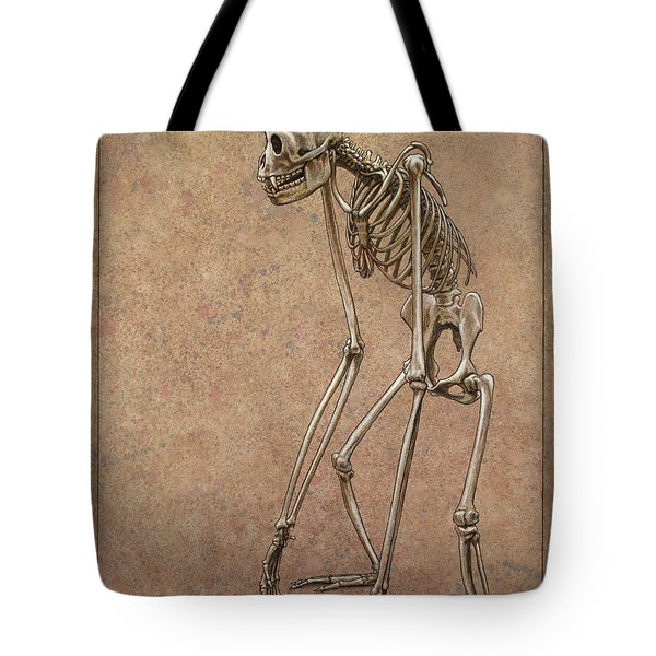 Patient Tote Bag by James W Johnson