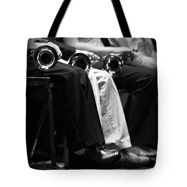 Tote Bag featuring the photograph Patiently Waiting... by Trish Mistric