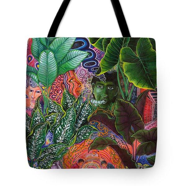 Patinguina Samai  Tote Bag