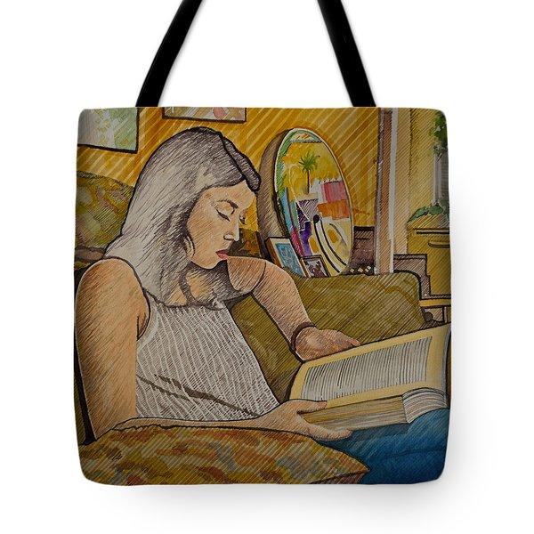Patricia Tote Bag