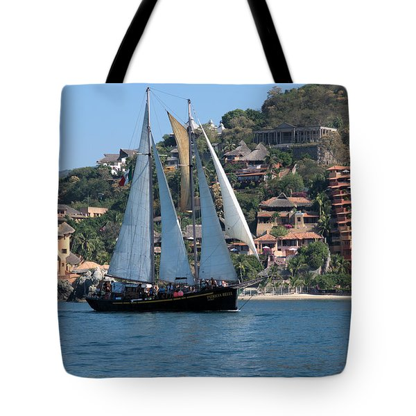 Tote Bag featuring the photograph Patricia Belle 01 by Jim Walls PhotoArtist
